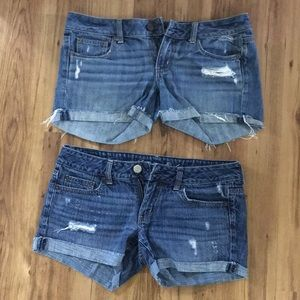 American Eagle Shorts Bundle